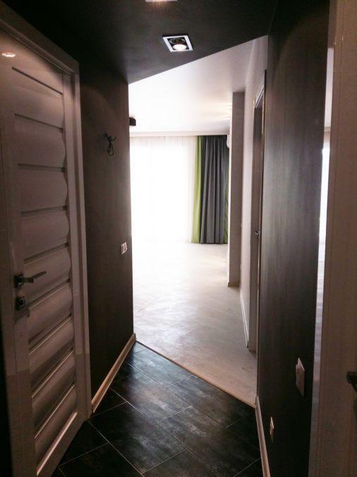 Интерьер квартиры в ЖК Фальконе 7 (Сочи)