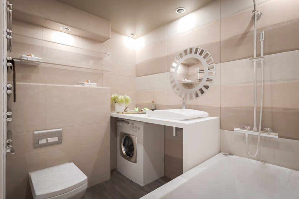 Дизайн интерьера двухкомнатной квартиры на ул. Роз (Сочи)