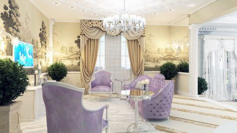 Дизайн дома в Краснодаре