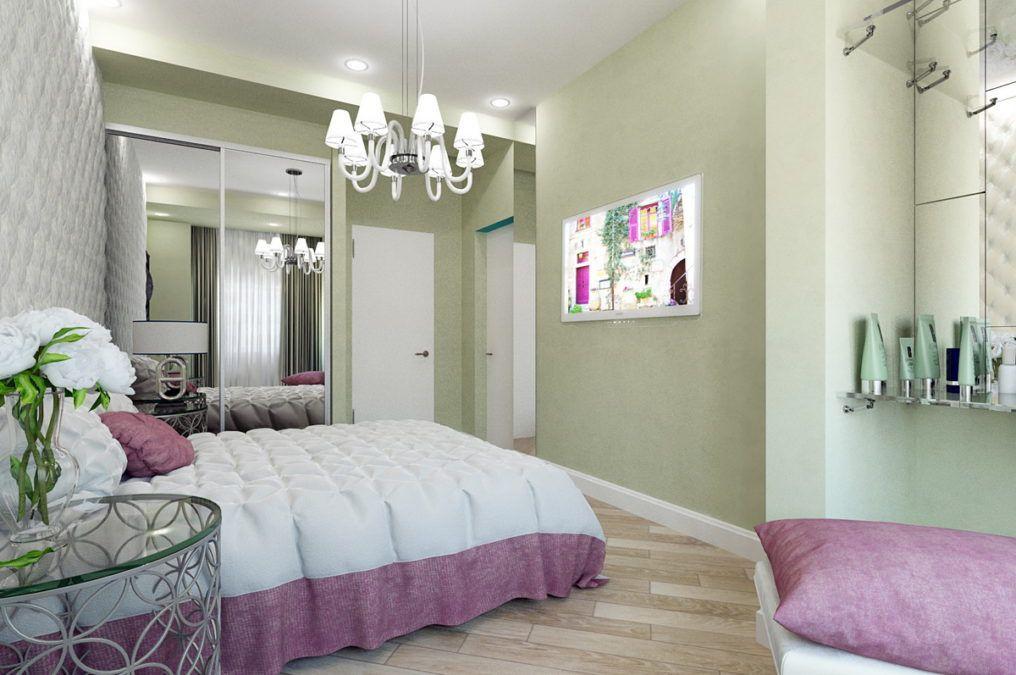 Дизайн интерьера квартиры, ЖК Московия (Сочи)