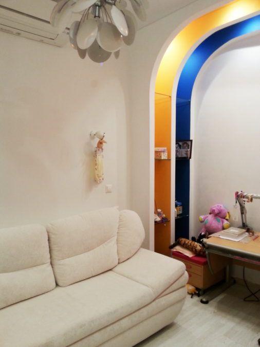 Интерьер квартиры в ЖК Новая Александрия