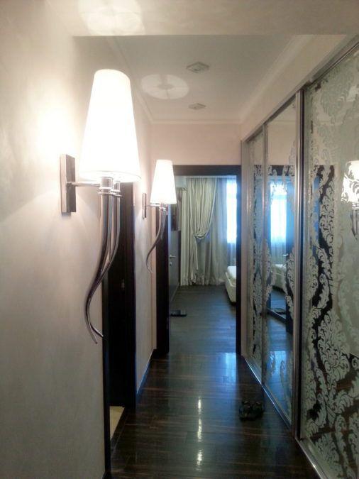 Дизайн интерьера квартиры, ЖК Парк Горького (Сочи)