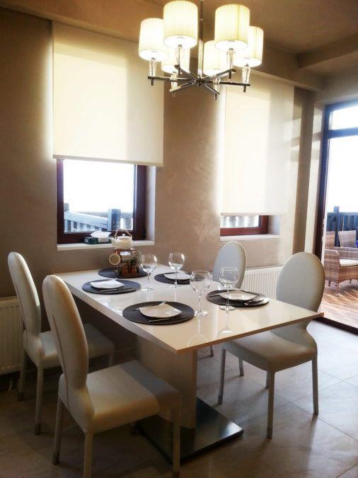 Интерьер квартиры в ЖК Santorini Club
