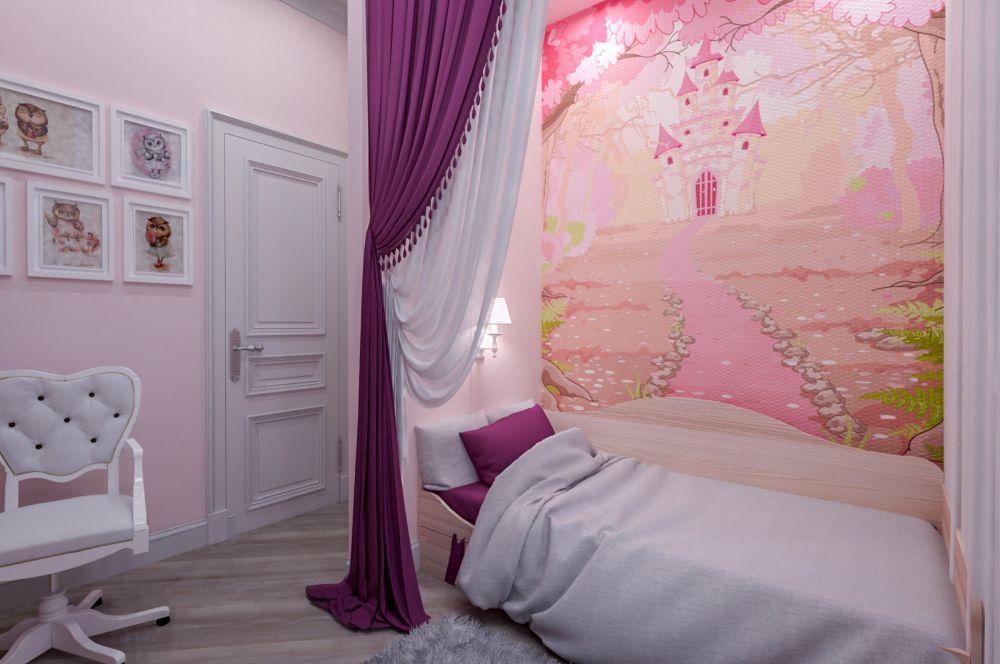 Проект «Квартира на ул.Куйбышева г.Адлер»
