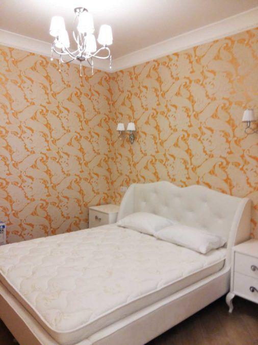 Интерьер квартиры в ЖК Новая Александрия 3 (Сочи)