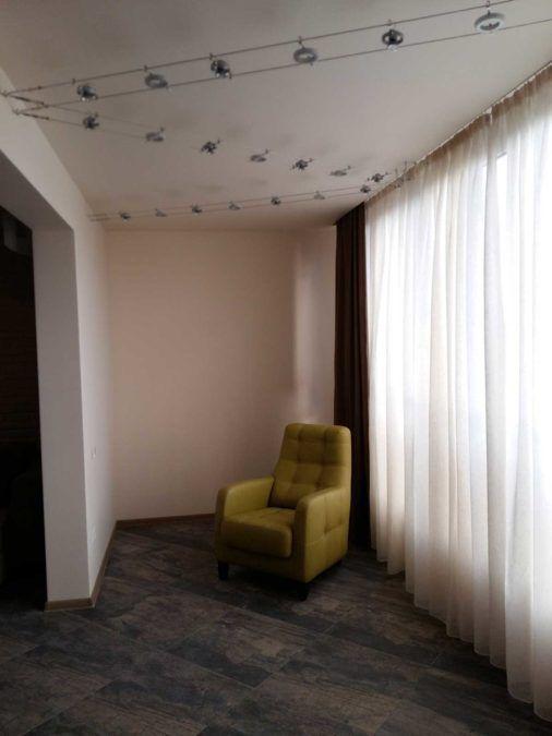 Интерьер квартиры в ЖК Фальконе 2