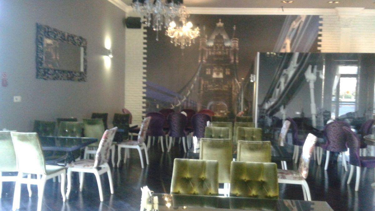 Кафе УДАЧА в Хосте (21 фото)