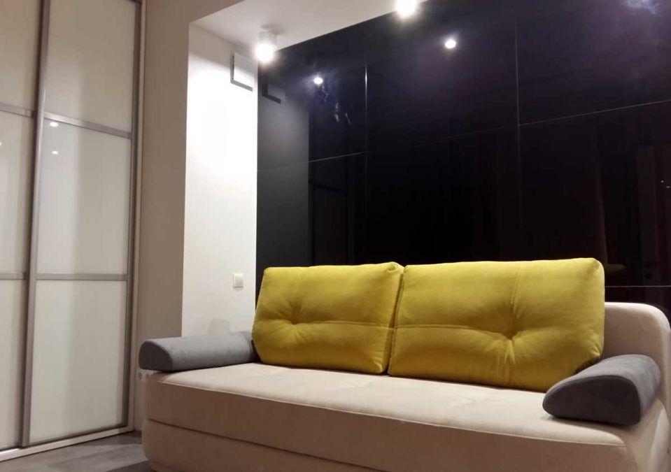 Интерьер квартиры в ЖК Фальконе 1