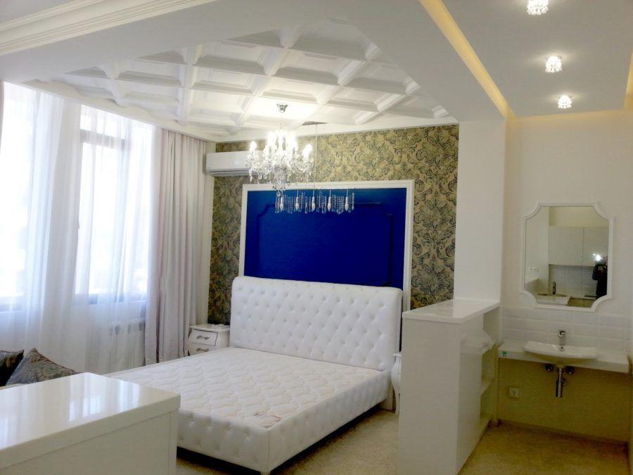 Дизайн интерьера номера, отель Dolphin (Сочи)
