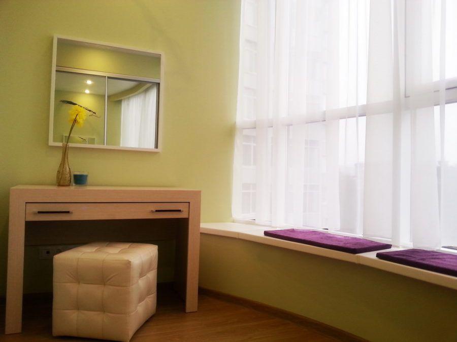 Интерьер квартиры на ул. Первомайской (Сочи)